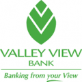 Logo Valley View Bank Online Banking