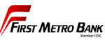 Logo First Metro Bank Online Banking